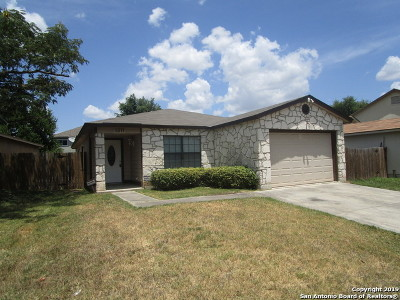 Converse Single Family Home Back on Market: 6811 Cypress Mist Dr