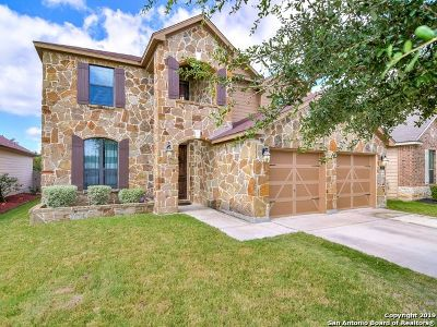 San Antonio Single Family Home Back on Market: 13214 Frogs Leap