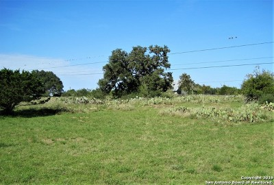 Bandera Residential Lots & Land For Sale: 15 Stone Crest
