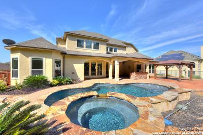 San Antonio Single Family Home Active Option: 18106 Resort View