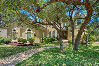 Helotes Single Family Home Active Option: 150 Santa Ursula