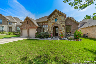 Alamo Ranch Single Family Home For Sale: 5430 Tulip Bend