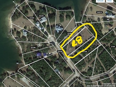 Lakehills Residential Lots & Land For Sale: Edward Pkwy