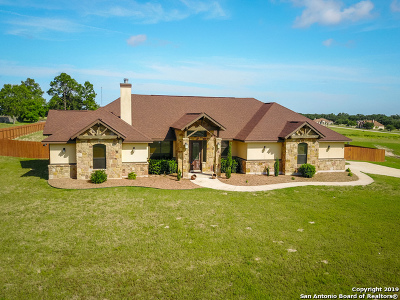 Floresville Single Family Home For Sale: 105 Abrego Lake Dr