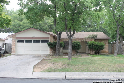 San Antonio TX Single Family Home For Sale: $174,999