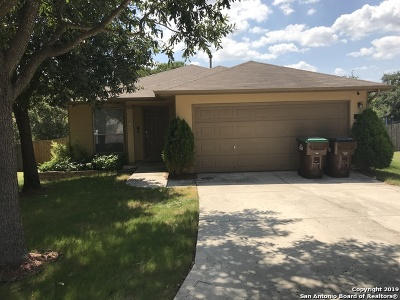 San Antonio Single Family Home For Sale: 15402 Perch Ledge