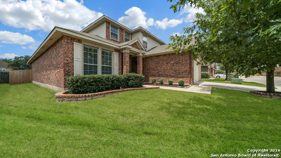 Boerne Single Family Home Active Option: 26135 Lost Creek Way