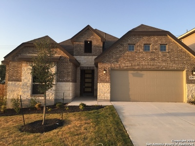 Alamo Ranch Single Family Home For Sale: 12803 Canadian River
