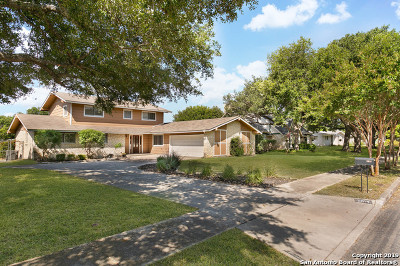 San Antonio Single Family Home Back on Market: 2914 Belvoir Dr