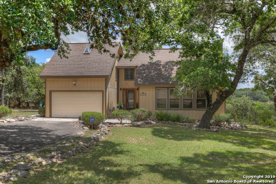 Canyon Lake Single Family Home For Sale: 1562 Windmere