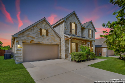 Alamo Ranch Single Family Home For Sale: 12830 Gladiolus Way