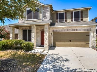 Alamo Ranch Single Family Home For Sale: 3311 Sabine Way