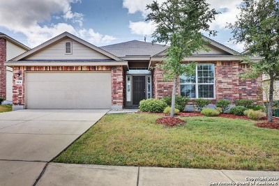 Converse Single Family Home For Sale: 9834 Common Law