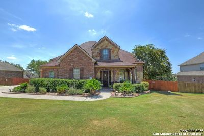 Stone Oak Single Family Home Active Option: 230 Impala Trace