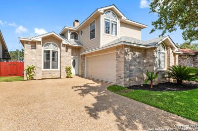 Stone Oak Single Family Home Active Option: 1119 Summit Crest