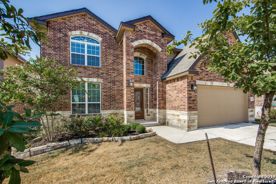 Alamo Ranch Single Family Home For Sale: 12530 Red Maple Way