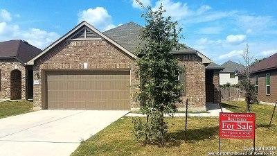 Converse Single Family Home For Sale: 3330 Uresti Fields
