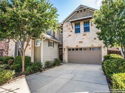 Converse Single Family Home Price Change: 7507 Copper Meadow