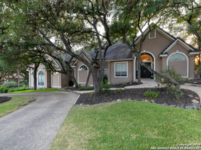 San Antonio Single Family Home For Sale: 11 Palace Place Dr