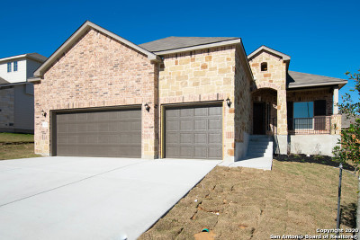 New Braunfels Single Family Home For Sale: 3617 Black Cloud