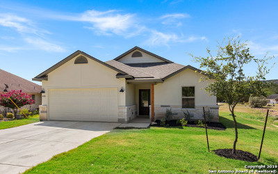 Canyon Lake Single Family Home For Sale: 436 Shayla Ln