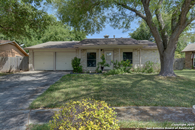 Live Oak Single Family Home For Sale: 7614 Church Oak St
