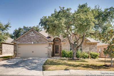 Helotes Single Family Home For Sale: 9027 Western View
