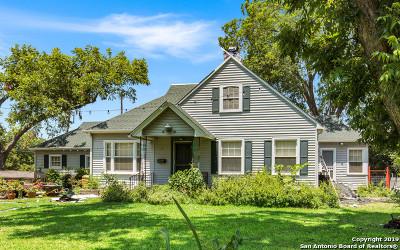 Terrell Hills Single Family Home For Sale: 821 Burr Rd