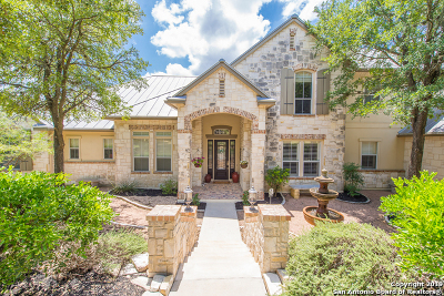 Boerne Single Family Home For Sale: 27044 Ranchland View