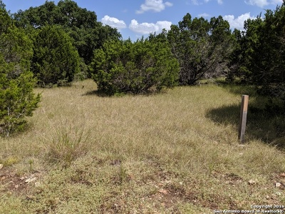 New Braunfels Residential Lots & Land For Sale: 275 Curvatura