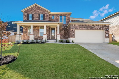 Bexar County Single Family Home For Sale: 1514 Winans Pass
