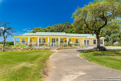 Spring Branch Single Family Home For Sale: 11737 Us Highway 281 N