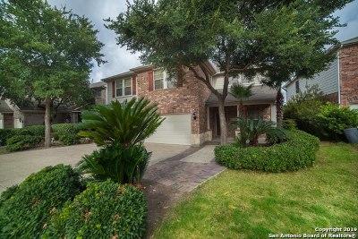 Alamo Ranch Single Family Home For Sale: 4511 Albert Martin
