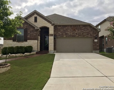 Alamo Ranch Single Family Home For Sale: 5326 French Willow