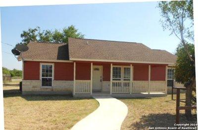 Frio County Single Family Home Back on Market: 616 E Nueces St