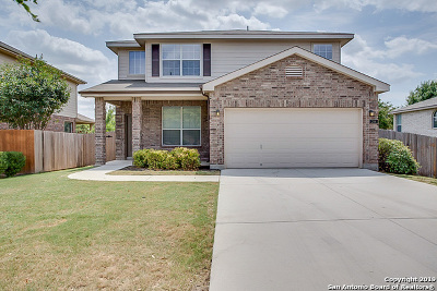 Cibolo Single Family Home For Sale: 244 Eagle Flight