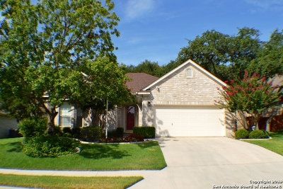 Cibolo Single Family Home Active Option: 208 Oak Creek