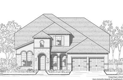 San Antonio Single Family Home Price Change: 12255 Upton