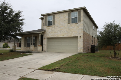 Selma Single Family Home For Sale: 16203 Raceway Downs