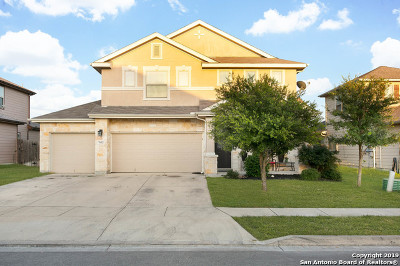 Converse Single Family Home Active Option: 7612 Brigadier Pass
