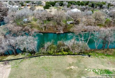 New Braunfels Residential Lots & Land For Sale: 1350 River Place Dr
