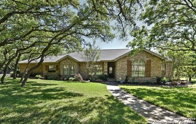 San Antonio Single Family Home Active Option: 23612 Northwood Ln