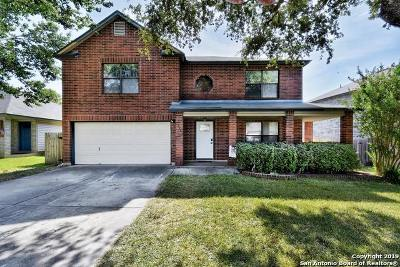 Schertz Single Family Home Active Option: 3316 Baldwin Park