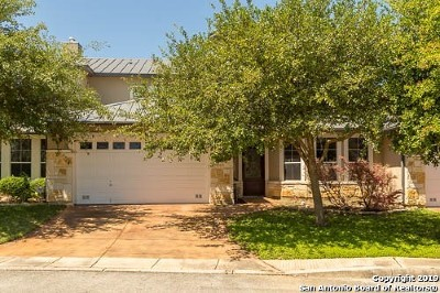 San Antonio Single Family Home For Sale: 98 Tranquil Terrace