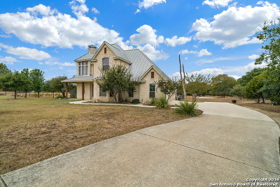 Spring Branch Single Family Home Active Option: 131 Lantana Ridge