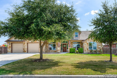 Guadalupe County Single Family Home Price Change: 3347 Harvest Hill Blvd