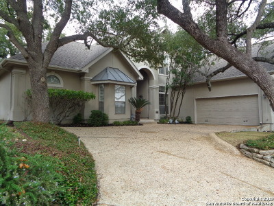 Single Family Home For Sale: 3411 Saddle Point
