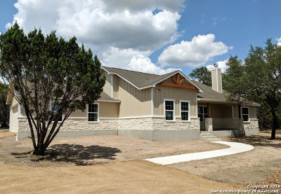 Fischer Single Family Home For Sale: 309 One Nation Dr