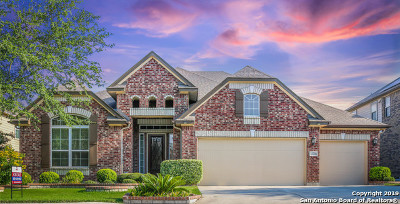 Alamo Ranch Single Family Home For Sale: 12738 Gladiolus Way