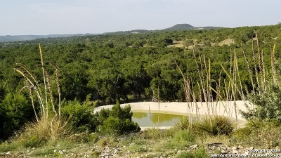 Bandera Residential Lots & Land For Sale: 444 Mountain View Trail